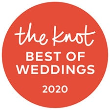 Top Wedding Website Award 2020 The Knot